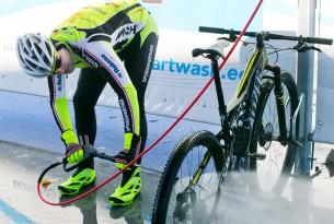 jalgrataste pesemine
